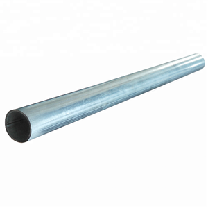 thick zinc coated bs 1387 galvanized steel pipe for construction