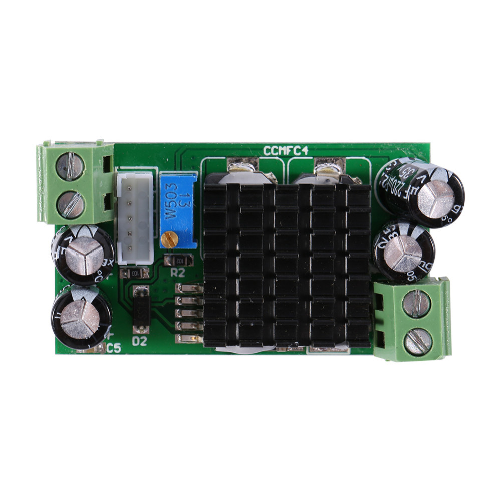New DC Motor Speed Regulator Controller 5V to 24V 1A Motor Speed Controller Switch For DC Fan Blower
