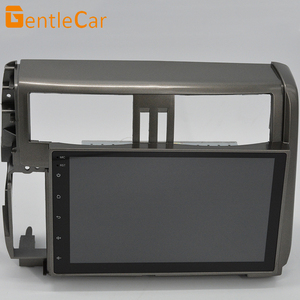 Android 8.0 1 din Car Radio For Toyota Prado 150 Multimedia DVD 2010 2011 2012 Touch Screen Support JBL Amplifier MP4