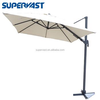 3m Outdoor Garden Line Offset Cantilever Patio Umbrella Or Parts