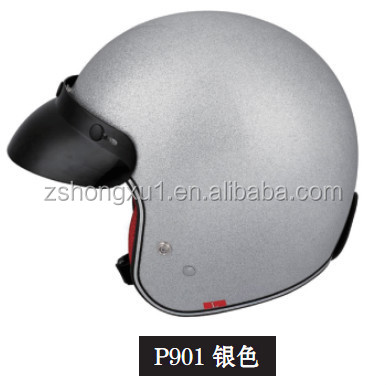 Stylish ECE Certificated Half Face Motorcycle Helmet
