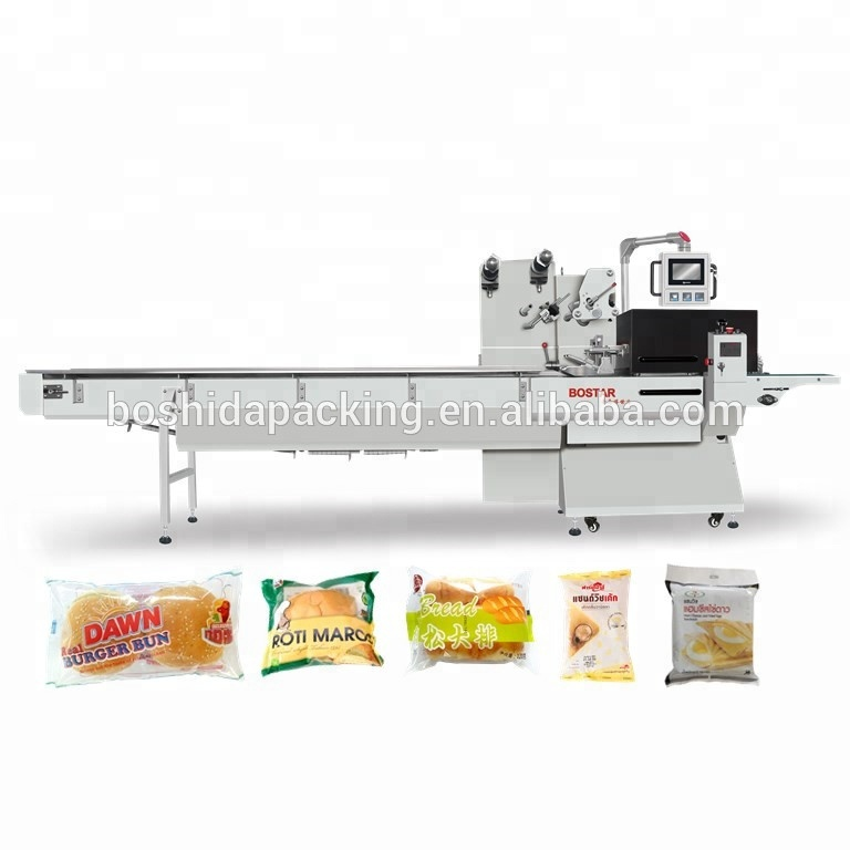 Bread Automatic Horizontal Packing <strong>Machine</strong>