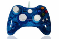 Transparent Color Remote Controller Wired Usb Cable Gamepad With ...