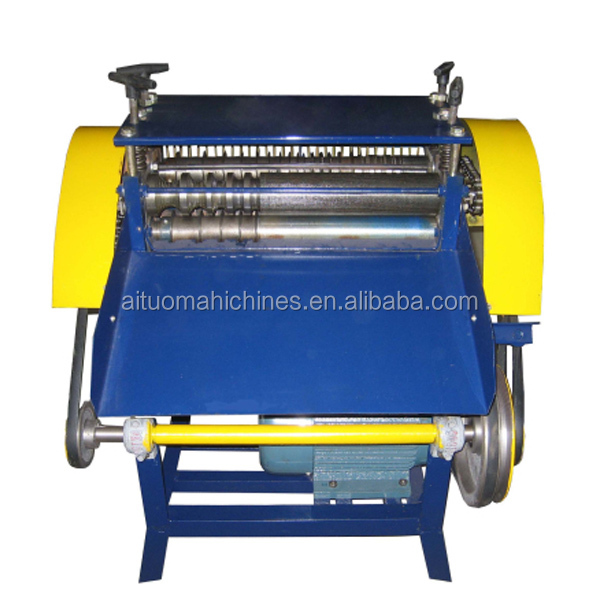 Scrap Cable Wire Stripping Machine/wire Stripper - Buy Wire Stripper ...