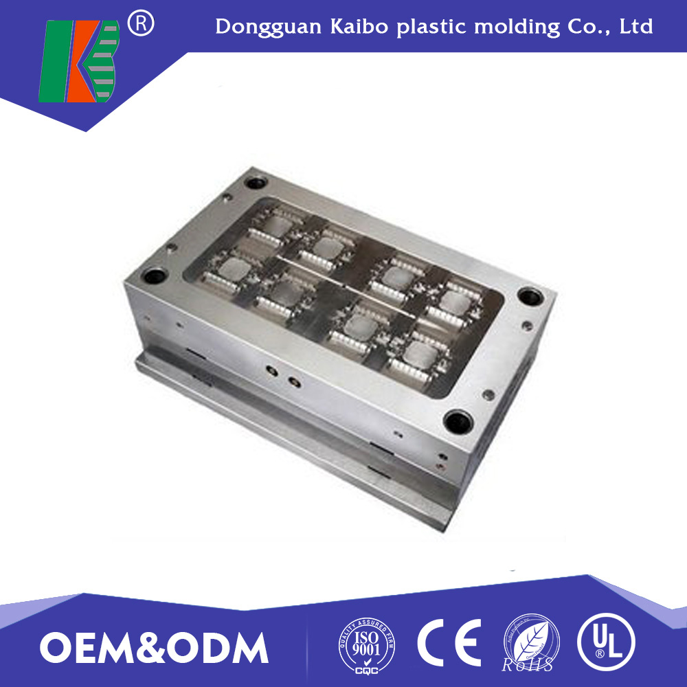 Hot runner plastic filter injection mold with top quality