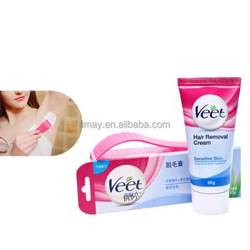 Best New Product Aloe 60g Veet Hair Removal Cream For Oem