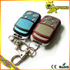 Smart home controller hcs301 rolling code remote control with battery / Key Chain AG076