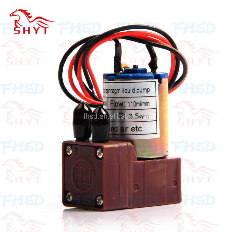 SMALL PUMP MINI PUMP MICRO INK PUMP FOR OUTDOOR LARGE FORMAT PRINTERS 24V DC For Phaeton/Challenger/Liyu/Zhongye Printe
