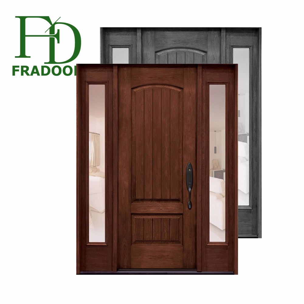 Clical Italian Arched Top Interior Full Solid Wood Doors - Buy ... on