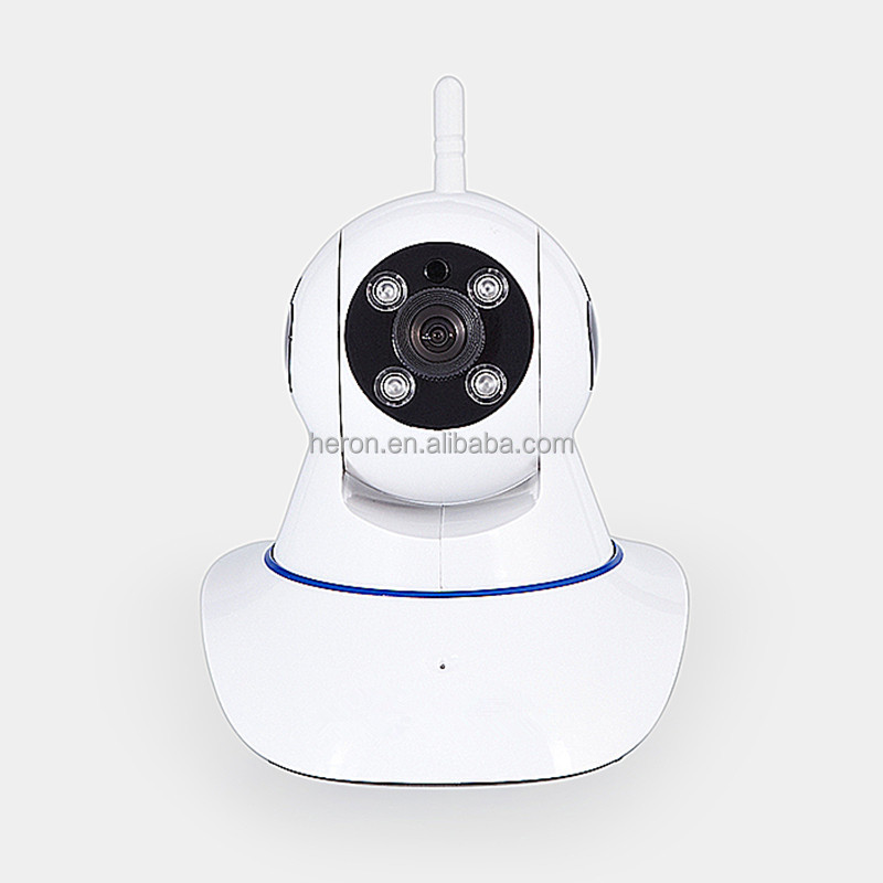 4ch NVR KIT 720P 1.0mp Wireless wifi IP Camera P2PNetwork Surveillance nvr security wifi ip