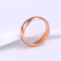 Jewelry manufacturer china xuping, fashion jewelry gold ring designs ,imitation rose gold plated fashion rings