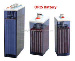 Kweight OPzS Solar/Wind System Battery 2V 3000AH
