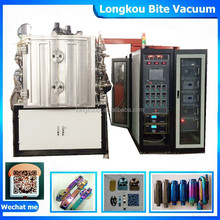 Stainless Steel Knife and Fork Ion Coating Machine/golden thin film on watch wrist pvd vacuum coating machine