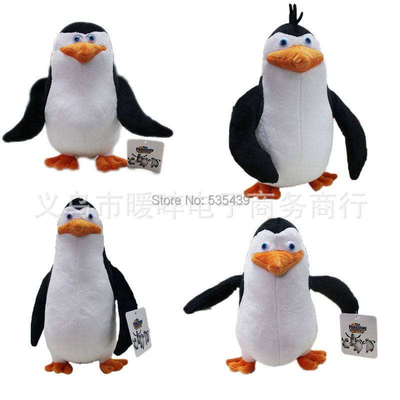 Penguins Of Madagascar Plush Toys 71