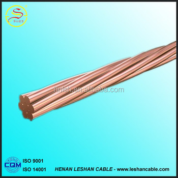 50mm2 70mm2 95mm2 120mm2 Bare Stranded Copper Conductor - Buy Bare ...