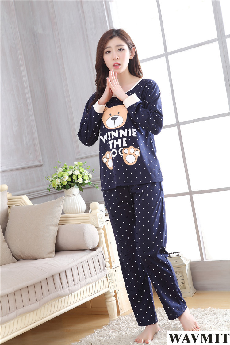 ... Female Pyjamas Sets Night Suit Sleepwear Women Home Clothes Ladies Set.  Quantity  1 Lot (2 Set   Lot)  Package Size  23.0   13.0   15.0 ( cm )   Gross ... 747277a8e