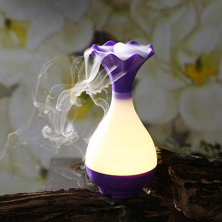 Wholesale Aroma Diffusing Essential Oils Electric Air Freshener Diffuser with Led