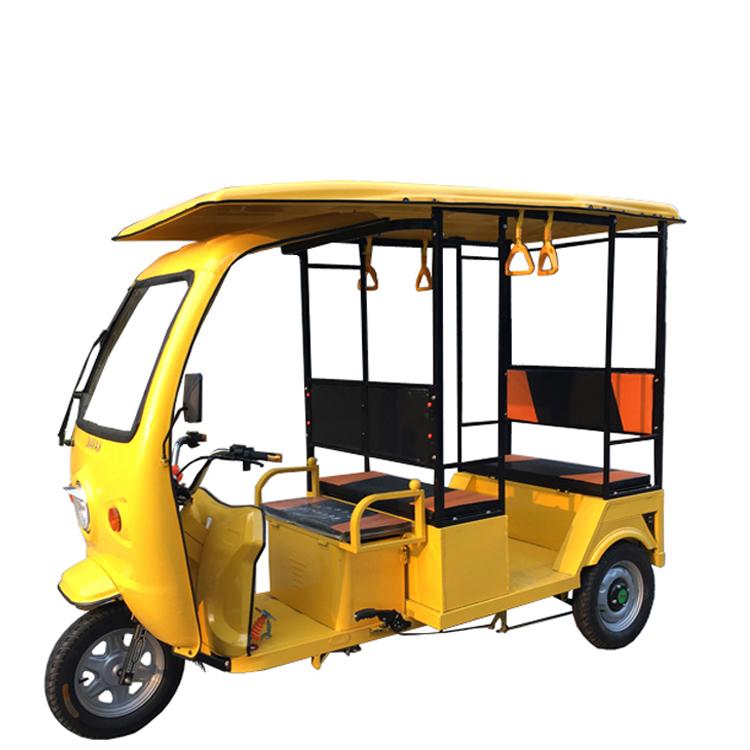 Ucuz fiyat kapalı/açık yetişkin üç tekerlekli bisiklet elektrik ikinci el/yeni güneş panelleri