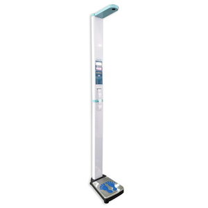 Coin-operated Ultrasonic Measuring BMI Folding Weighing Scale Height Weight Body Analyzer vending Machine for Pharmacies