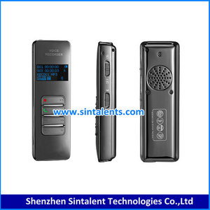 Mobile Bluetooth recording Mobile Phone Answering & Redialing Telephone recording 4GB Bluetooth Digital Voice Recorder