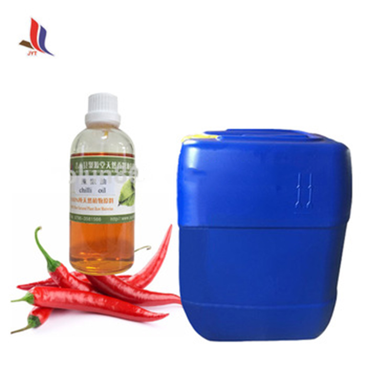 Natural Essential Chilli oil Spices Raw Material for Food