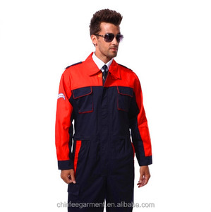 OEM Custom Design Unisex Work Wear Work Clothing