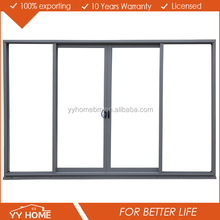 YY Home superb quality USA Standard barn glass sliding doors for sale