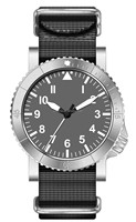 Titanium Universal Watch With Automatic Movt Waterproof Timepiece ...