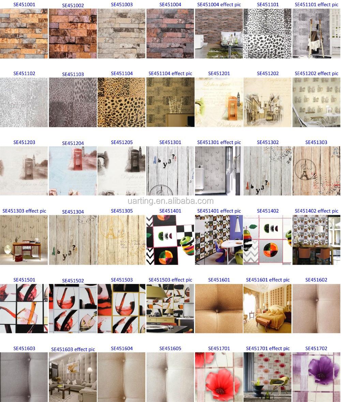 3d Brick And Stone Wallpaper Korea Brick Wall Paper For Home