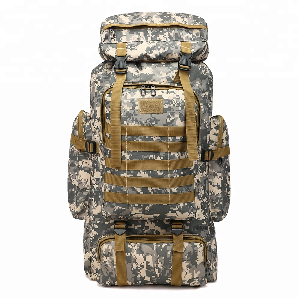 Camo tool survival army hunting <strong>backpack</strong> camping military tactical hiking <strong>backpack</strong>