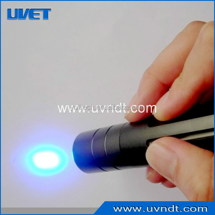 UVET 365nm UCP1 Mini UV LED Curing light for UV adhesives drying