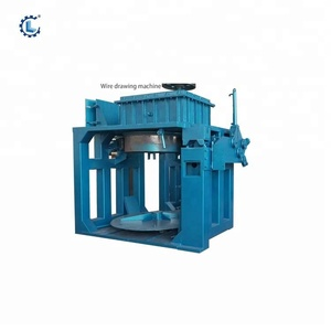 Aluminum alloy/copper wire drawing machine dry drawbench