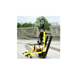 Aluminum folding stair climbing walker for elderly people patent product DS-WD02Y