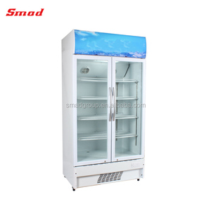 Commercial Display Refrigerator Supermarket Refrigeration Equipment