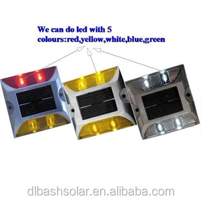 good quality solar road stud solar roadblock light