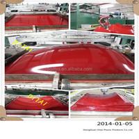OEM design plastic vacuum forming process