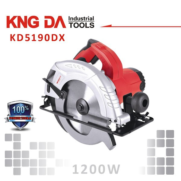 KD5190D circular cold saw machine automatic circular saw machines 185mm electric circular saw