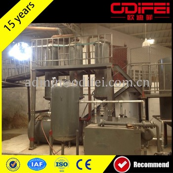 Professional used fuel oil filter machine good performance transformer oil purifier with CE certificate