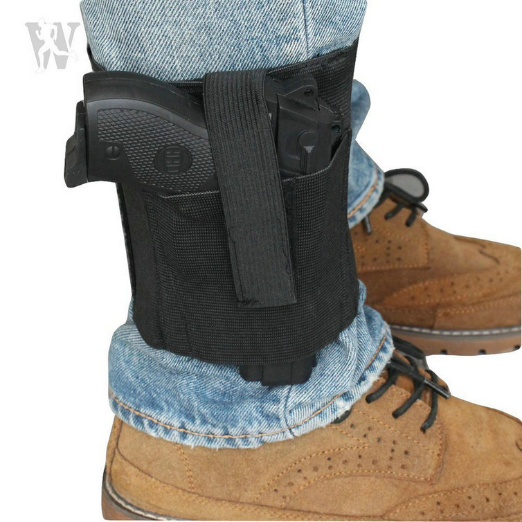 Top Quality Cheap Price Black Ankle Concealed Belly Band Gun Leg Holster