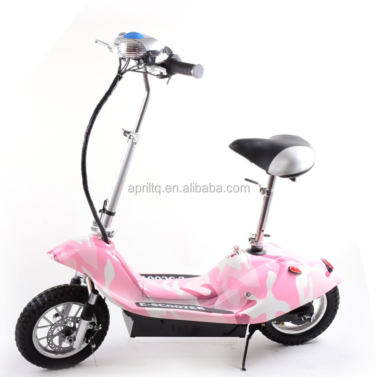 2016 New Ce Approved Foldable Electric Scooter With