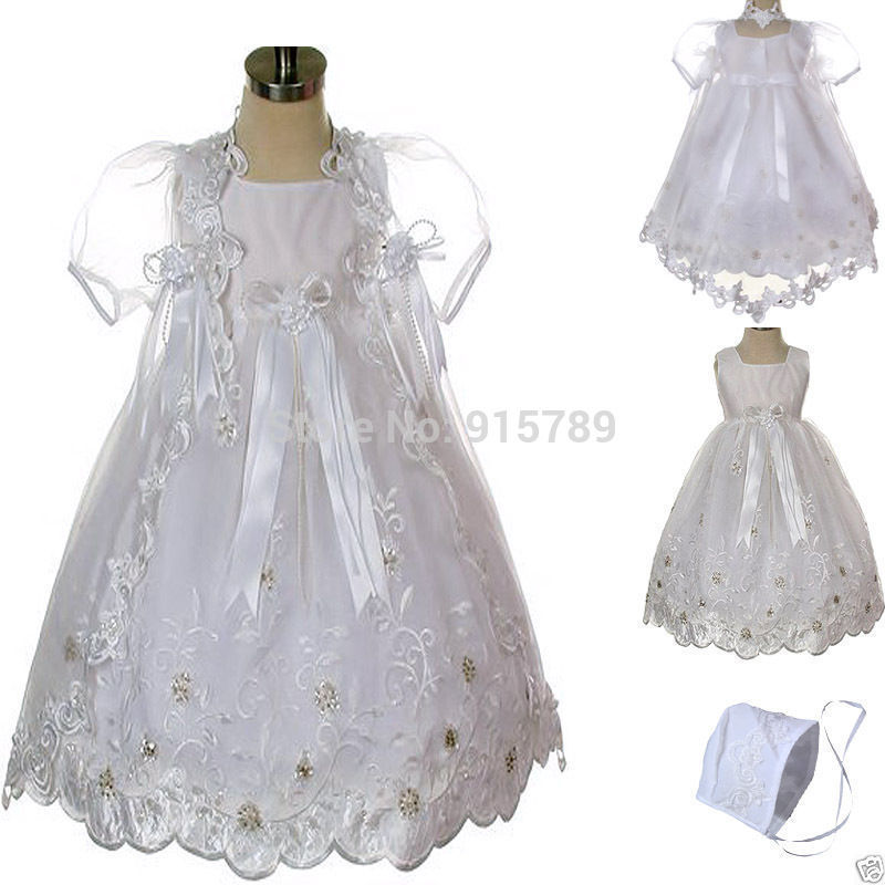 Cheap Baby Baptism Gowns Girls, find Baby Baptism Gowns Girls deals ...