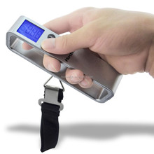ABS T Shape Weighting Electronic Luggage Scale with strap
