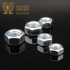 DIN934 HEX HEAD NUT GRADE4.8 BLACK
