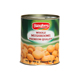 good quality canned button mushroom in can