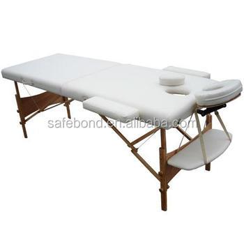 2017 china new beauty salon table wooden massage table for The rose massage and beauty salon table view
