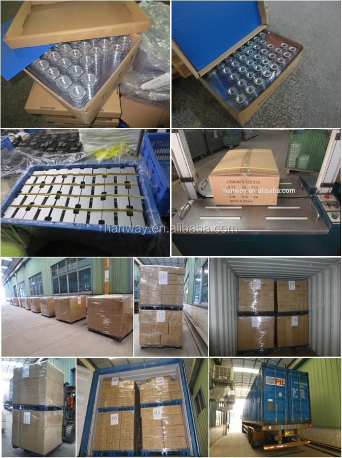 China Manufacturer Custom Made Aluminum Parts Sand Blasting ...