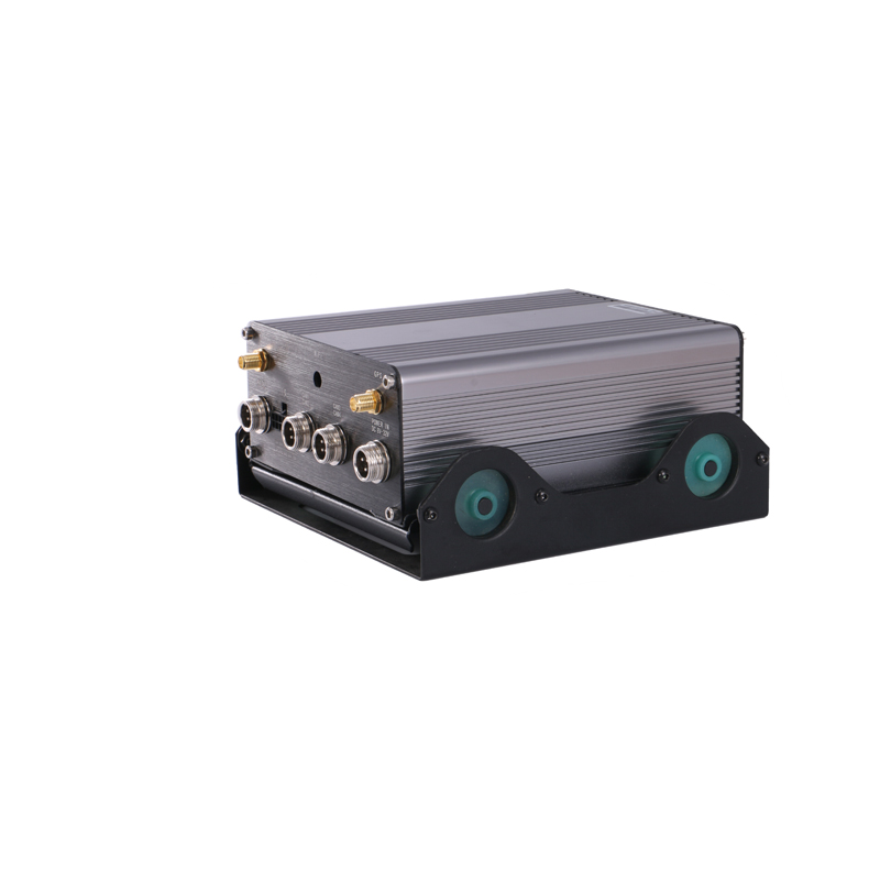 Voiture mobile DVR / HDD DVR de 4CH H.264 DVR / HDD