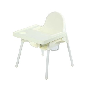 Multi-function hot selling 3 in 1 plastic baby dining high chair baby sitting chair baby feeding chair