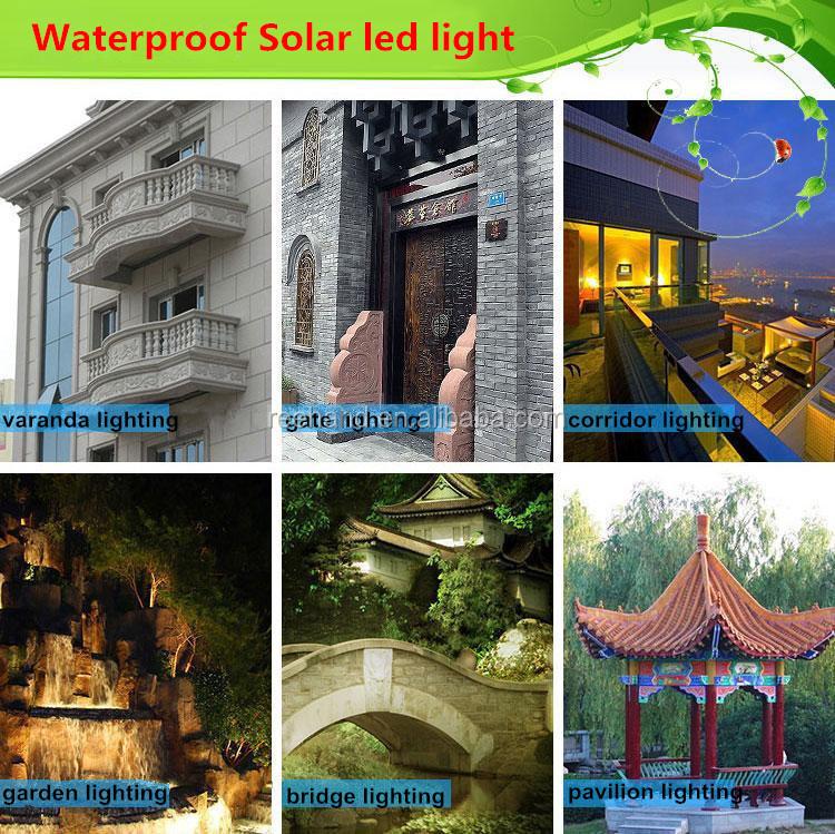 Wholesale Motion Sensor Solar Light Compound Wall Light - Alibaba.com