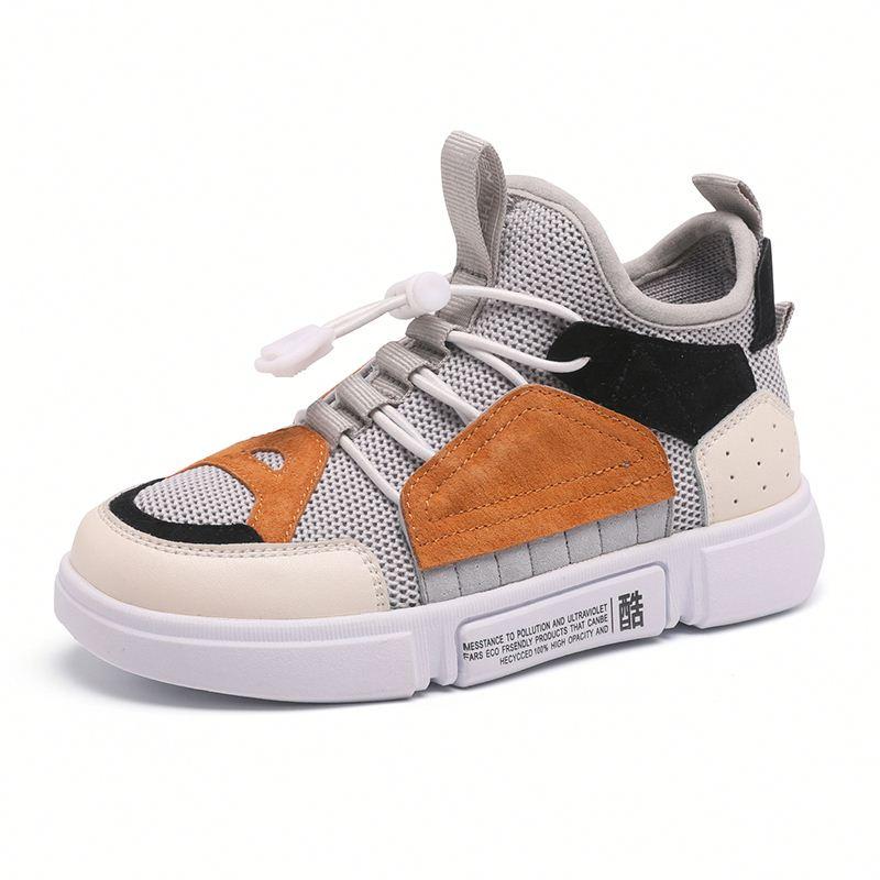 704b3802 Cómodo DE LOS NIÑOS Zapatos de deporte, zapatos de seguridad marca  zapatillas de deporte Niño